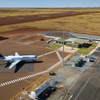Sino Iron Aerodrome - Cape Preston